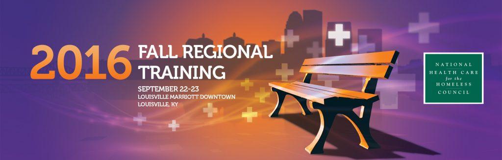 2016 Fall Regional Training