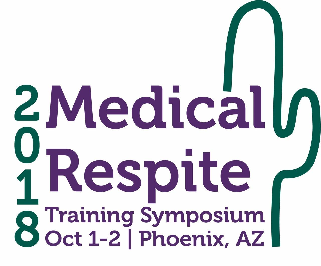 2018 Medical Respite Training Symposium